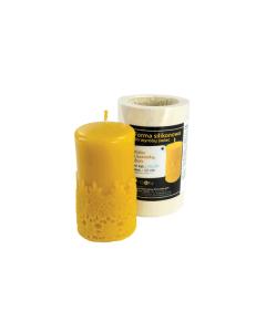 Cylinder med blonder  380 gr