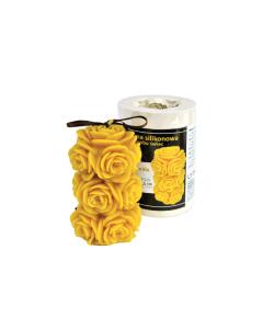 Cylinder med roser  240 gr