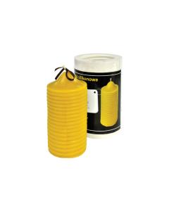 Cylinder med striber  210 gr