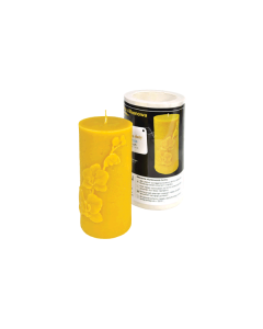 Cylinder med orchide large  385 gr