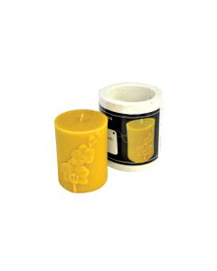 Cylinder med orchide small  250 gr