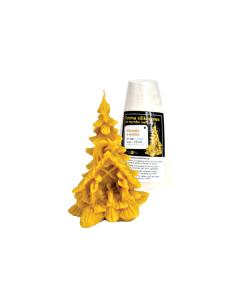 Juletræ med krybbe  230 gr
