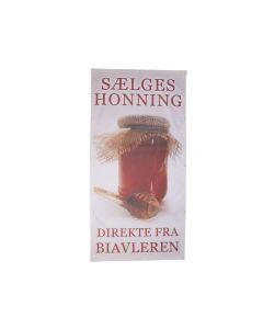 Banner - Sælges Honning direkte fra Biavleren