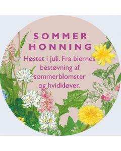 Lågetikette Sommer