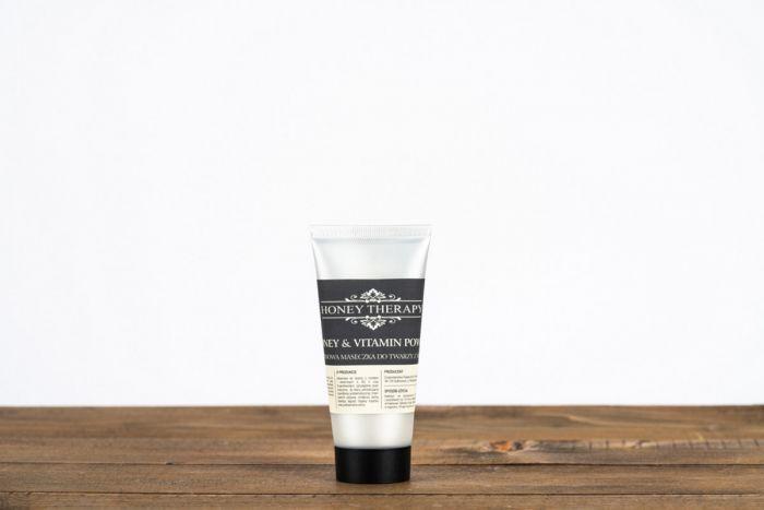 Ansigtsmaske med honning 50 ml