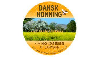 Dansk honning – for bestøvningen af Danmark