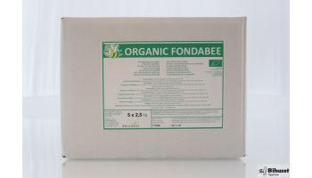Økologisk foderdej kasse 5 x 2.5 kg.