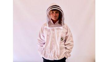 Jakke med hat og slør — Nordic Beekeeping