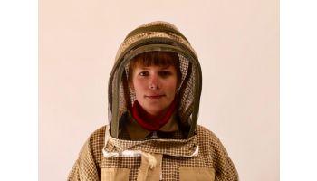Grøn ventilations-heldragt fra Nordic Beekeeping