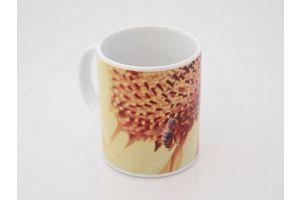Flot kaffekrus med honning