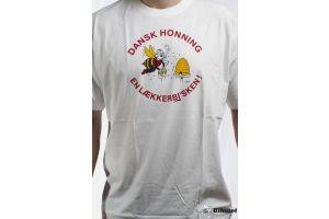 T-Shirt Honning en lækkerbi´sken