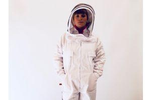 Hvid heldragt fra Nordic Beekeeping
