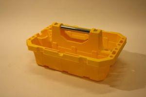 Værktøjskasse i hård plast
