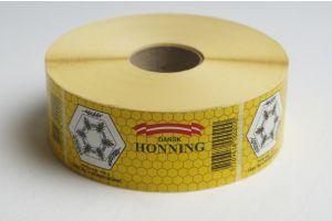 Etiketter Dansk Honning