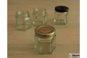 Hexagonal Glas